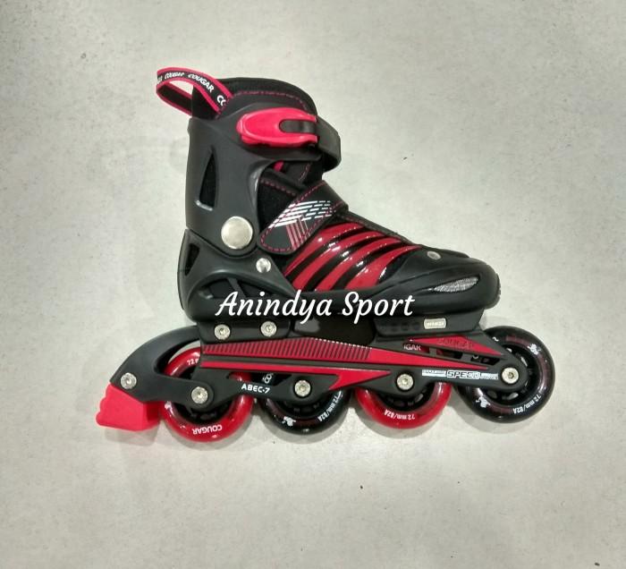 Jual sepatu roda inline skate cougar cek harga di PriceArea.com 9efba06490