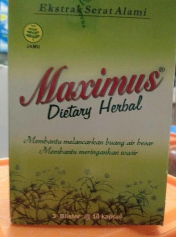 Info Maximus Dietary Herbal Hargano.com