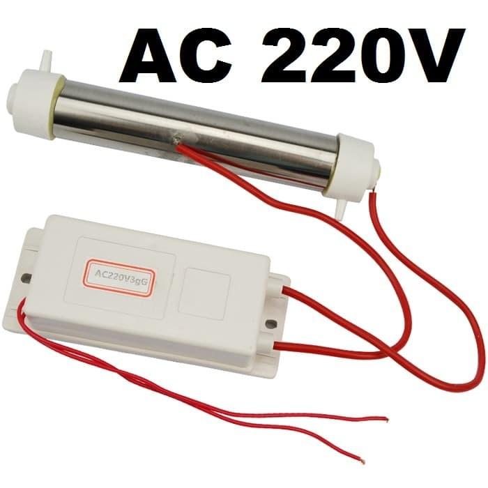 harga Ozone generator 3g 3000mg/h tube sterilizer purifier water air ac 220v Tokopedia.com