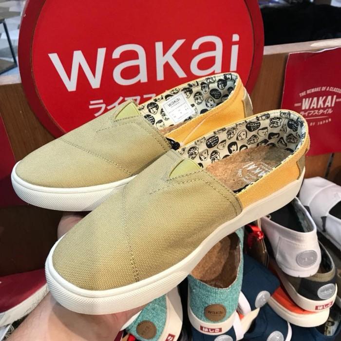 harga Sepatu wakai hashigo cordura 181 yellow original sale Tokopedia.com