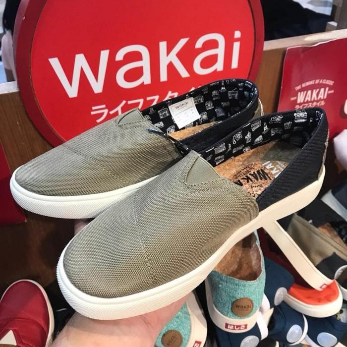 harga Sepatu wakai hashigo cordura 179 olive original sale Tokopedia.com