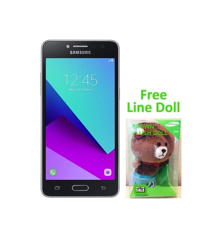 harga Samsung galaxy j2 prime (sm-g532) free boneka line - emas Tokopedia.com