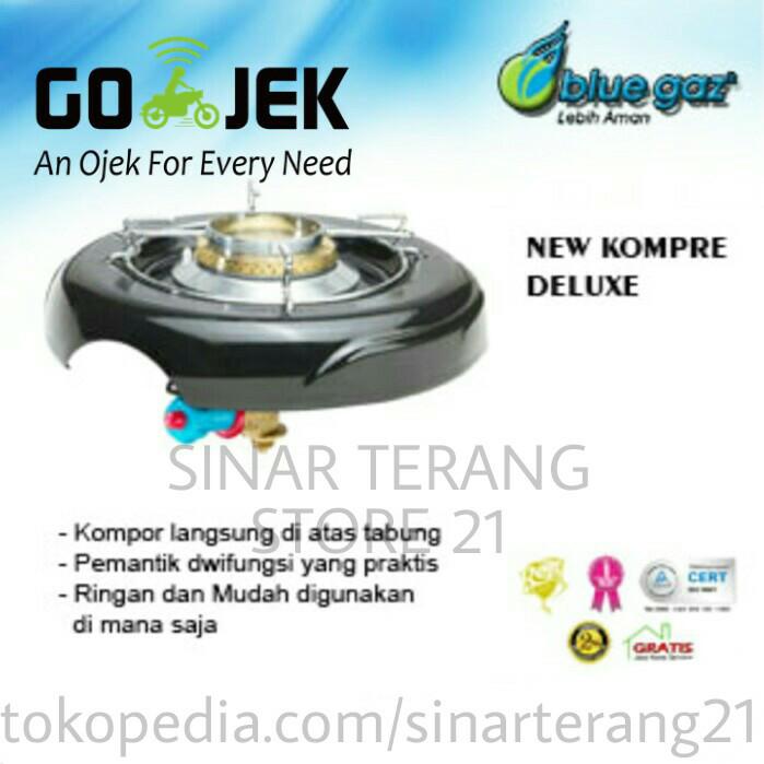 Katalog Kompor Blue Gas 1 Tungku Travelbon.com