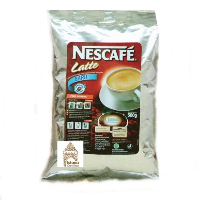 Nescafe Latte Nestle Professional. Ready !