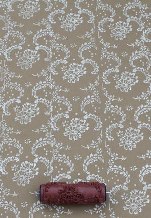 harga Rubber roller cetakan motif cat dinding 014y Tokopedia.com