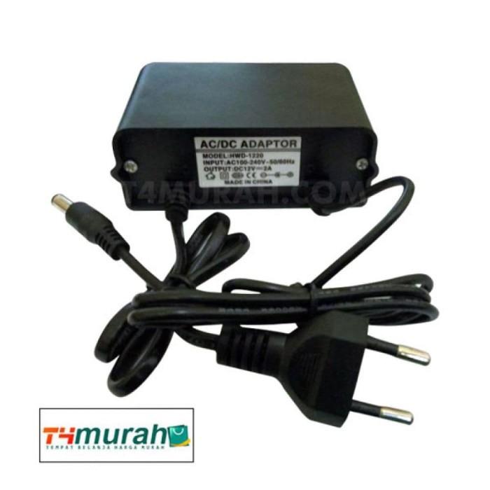 harga Adaptor outdoor for ccd camera/ipcamera 12v/ 2a Tokopedia.com