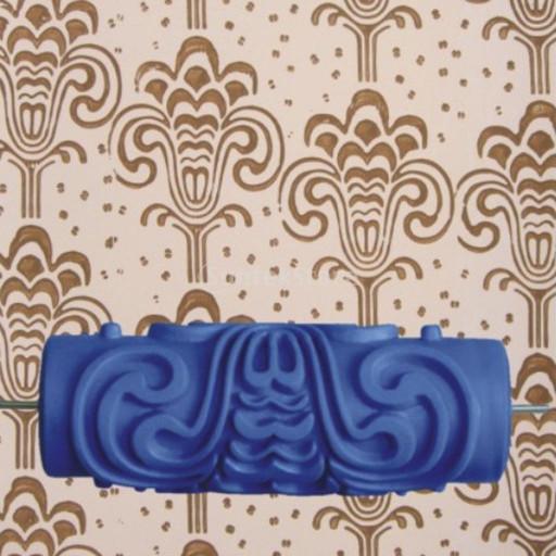 harga Rubber roller cetakan motif cat dinding kode 022y Tokopedia.com