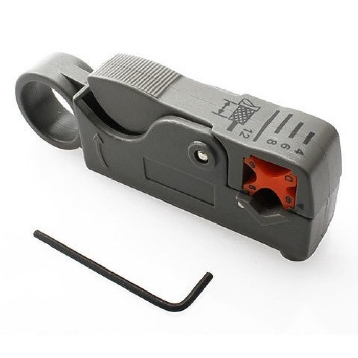 harga Rotary coaxial cable stripper cutter - rg58 Tokopedia.com