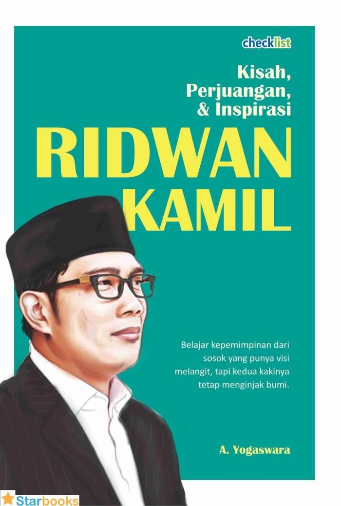 Ridwan Kamil: Kisah, Perjuangan, & Inspirasi