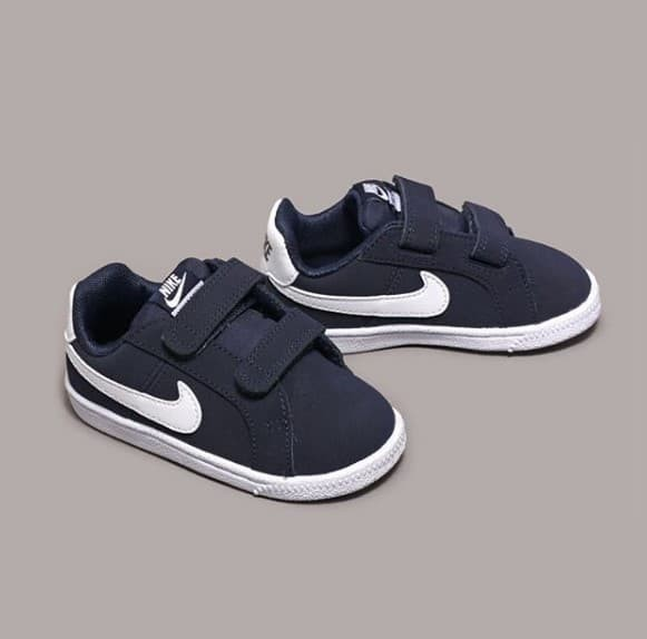 7d8e716dea5d Jual NIKE COURT ROYALE INFANT TODDLER VELCRO - Parfait Footwear ...