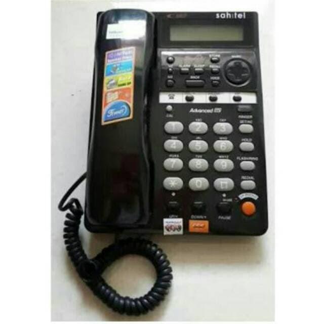 harga Best seller sahitel s77 - telepon kabel / telephone rumah kantor Tokopedia.com