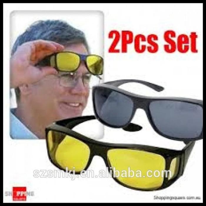 Kacamata Anti Silau Hd Vision Isi 2 - tempat jual Produk Popular Di ... 53201dfa39