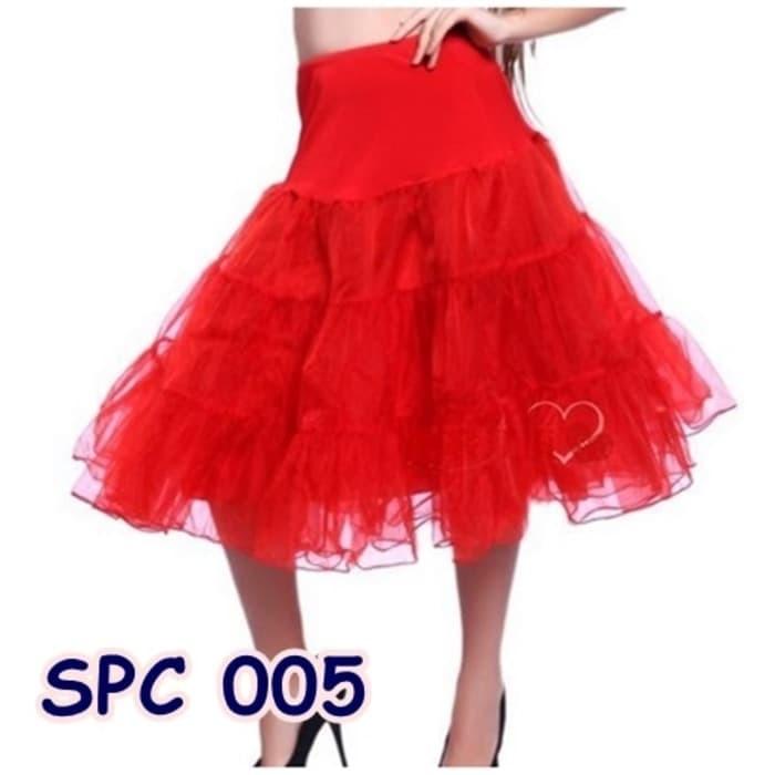 harga Bridal short petticoat pesta - rok balet -aksesoris pengantin- spc 005 Tokopedia.com