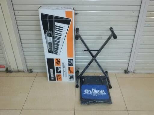 harga Keyboard yamaha psr f51 bonus stand plus tas Tokopedia.com
