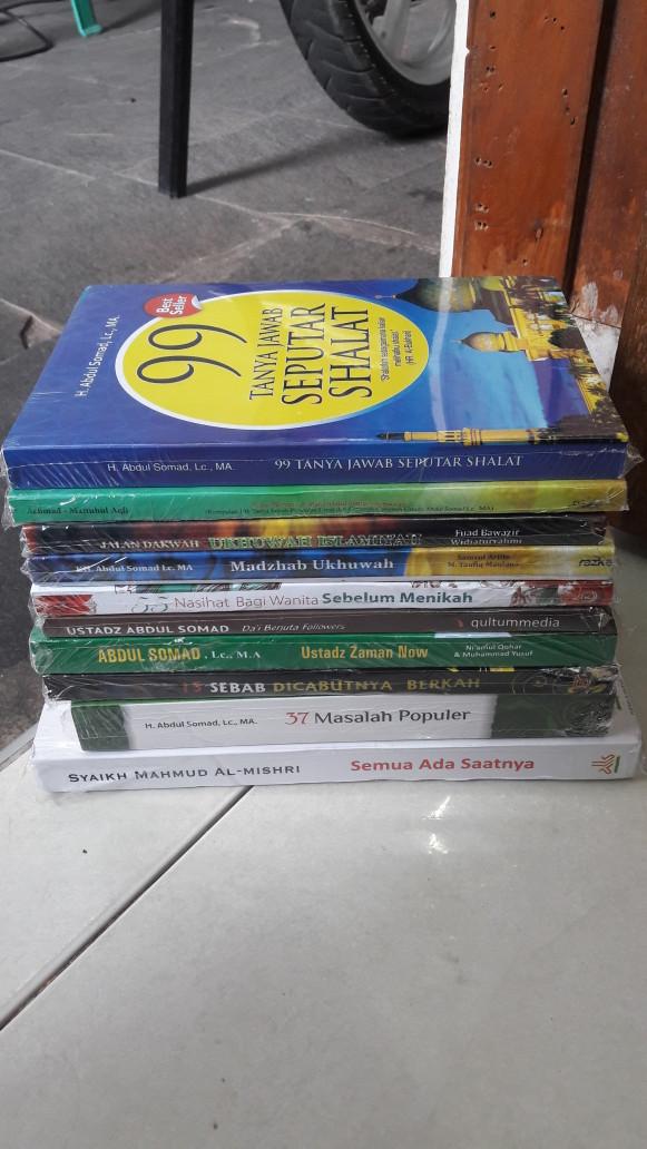 Foto Produk kumpulan ceramah ustad abdul somad 10 buku baru dari Eno Buku