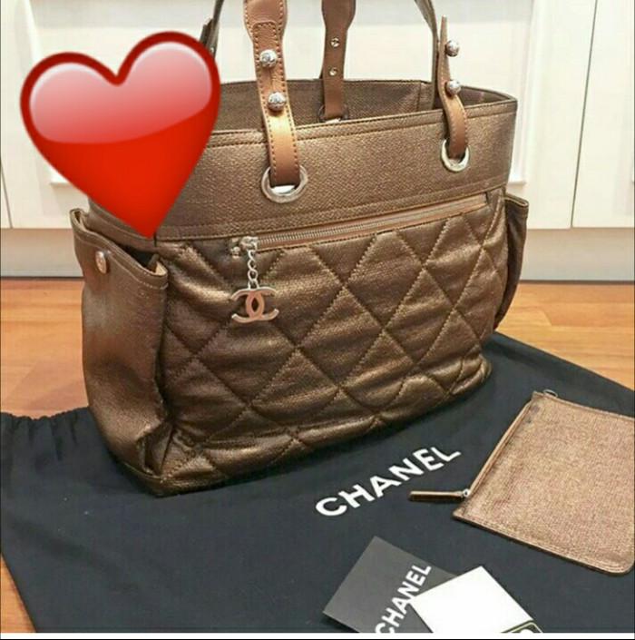 Tas Branded Original CHANEL Preloved LV Second Seken Murah Bekas Bag a131e10ca3