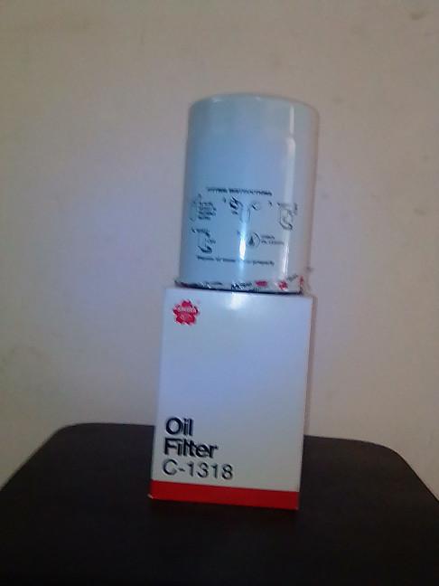 harga Filter saringan oli hino dutro 140ht sakura c-1318 Tokopedia.com