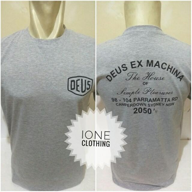 Katalog Deus Shirt Travelbon.com