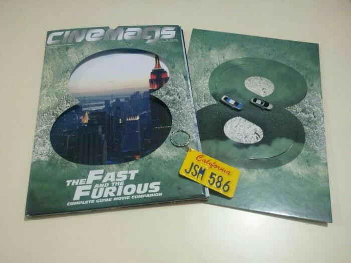 harga The fast and the furious complete guide movie companion Tokopedia.com