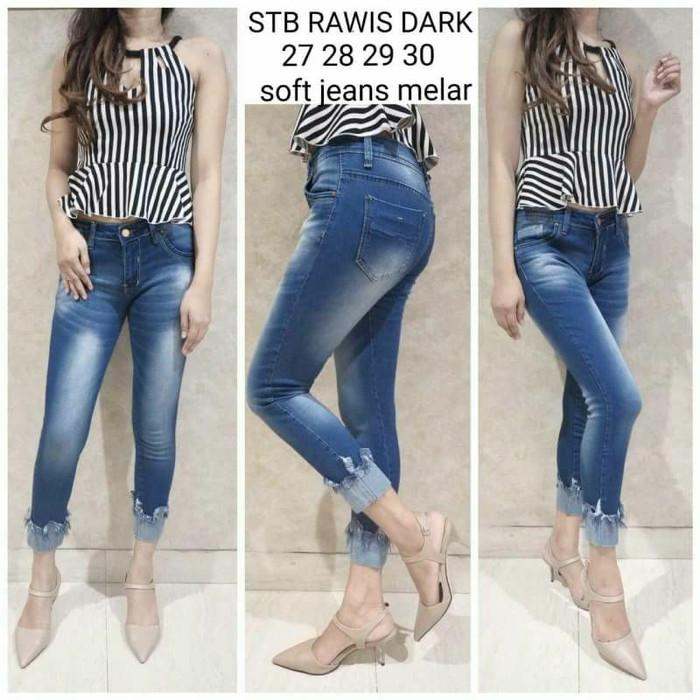 Katalog Celana Jeans Wanita Ripped Hargano.com