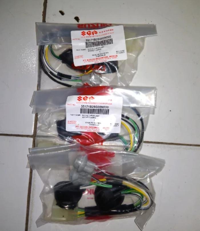 Soket Rangkaian Kabel Lampu Depan Satria Fu