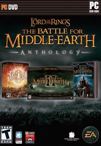 Jual Lord Of The Rings Battle For Middle Earth Anthology Jakarta Utara Live Network 001 Tokopedia