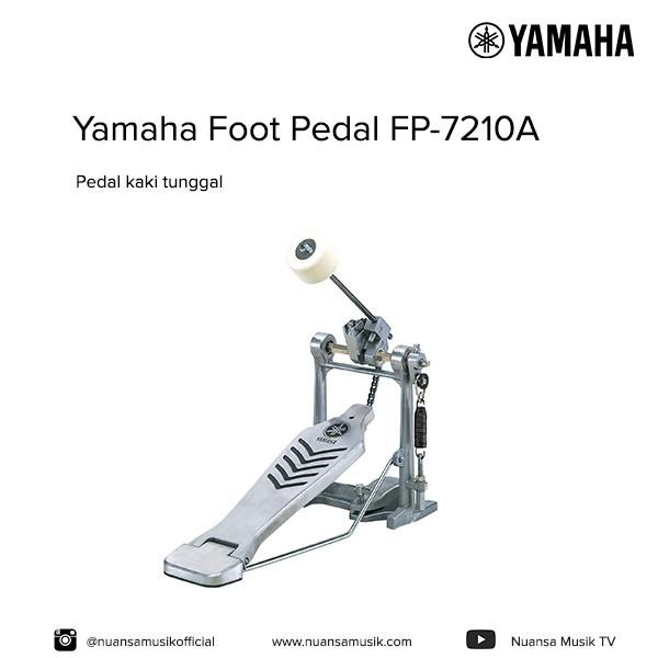 harga Yamaha drum pedal fp7210a Tokopedia.com