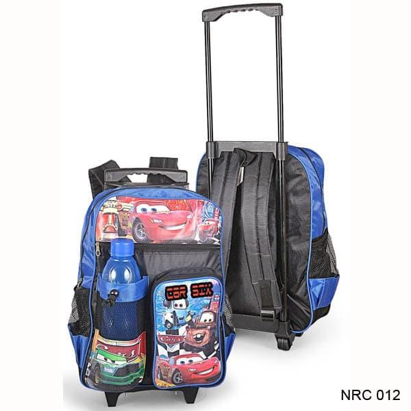 CBR SIX - New Produck Tas Koper Bergambar Untuk Anak Cowok  NRC 012