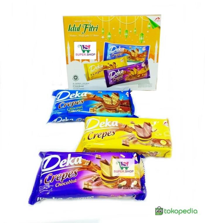 harga Deka crepes kue edisi parsel lebaran / idul fitri gift pack Tokopedia.com