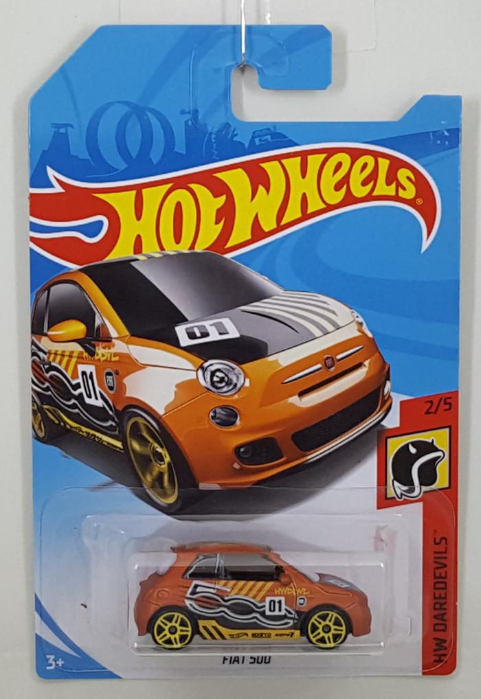 harga Fiat orange 2018 hotwheels Tokopedia.com