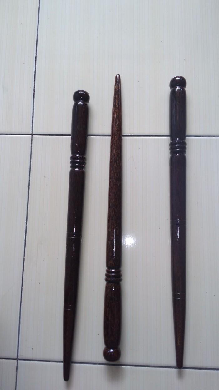 harga Tongkat komando kayu aren kawung Tokopedia.com