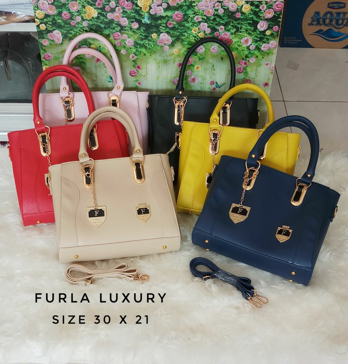 harga Tas cewek/wanita selempang furla luxury bagus cantik keren murah Tokopedia.com