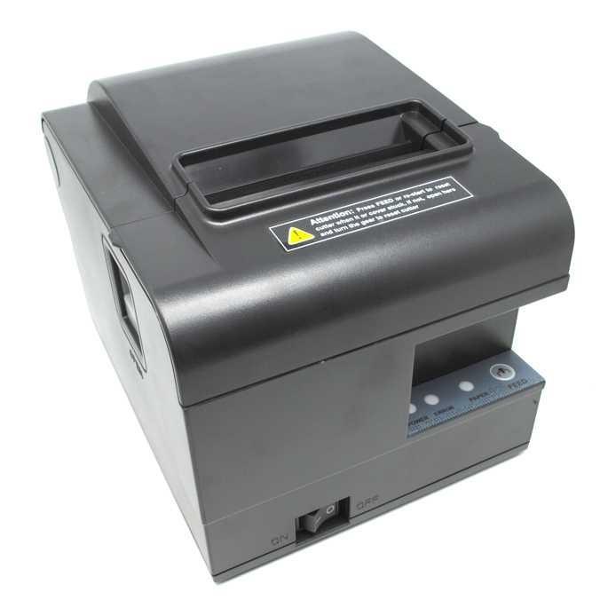 harga Xprinter pos thermal receipt printer 80mm - xp-v316l hitam Tokopedia.com