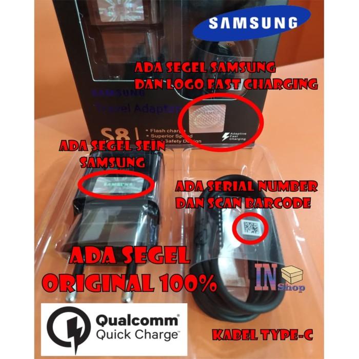 harga Charger fast charging samsung galaxy s8 / ep-ta20ewe 2a original 100% Tokopedia.com