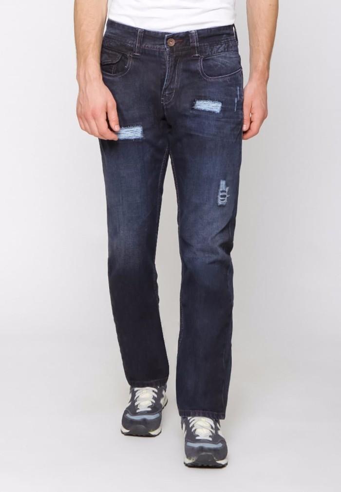 Info Celana Jeans Straight Cut Hargano.com