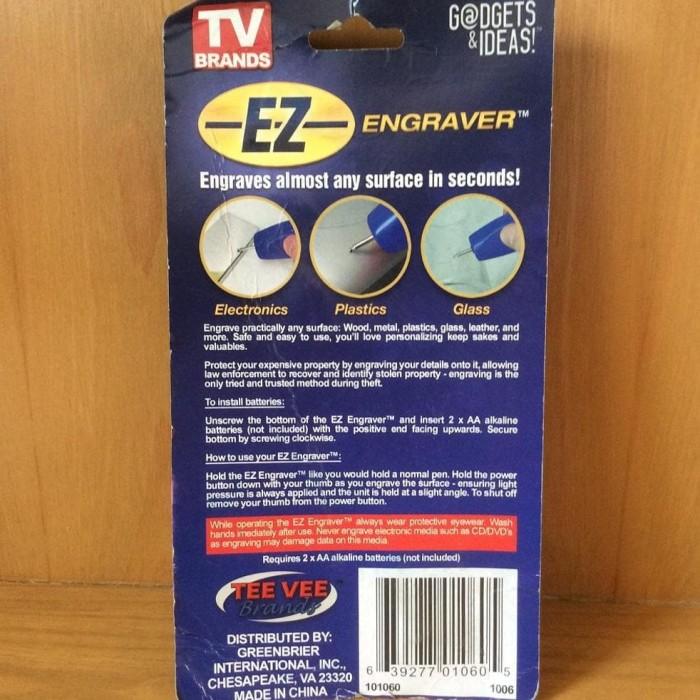 Ez Engraver Like Engrave It Pen Alat Ukir Elektrik - Electric