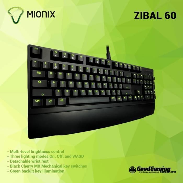 73afc2ef11d Jual Mionix Zibal 60 - GOODGAMINGM2M | Tokopedia