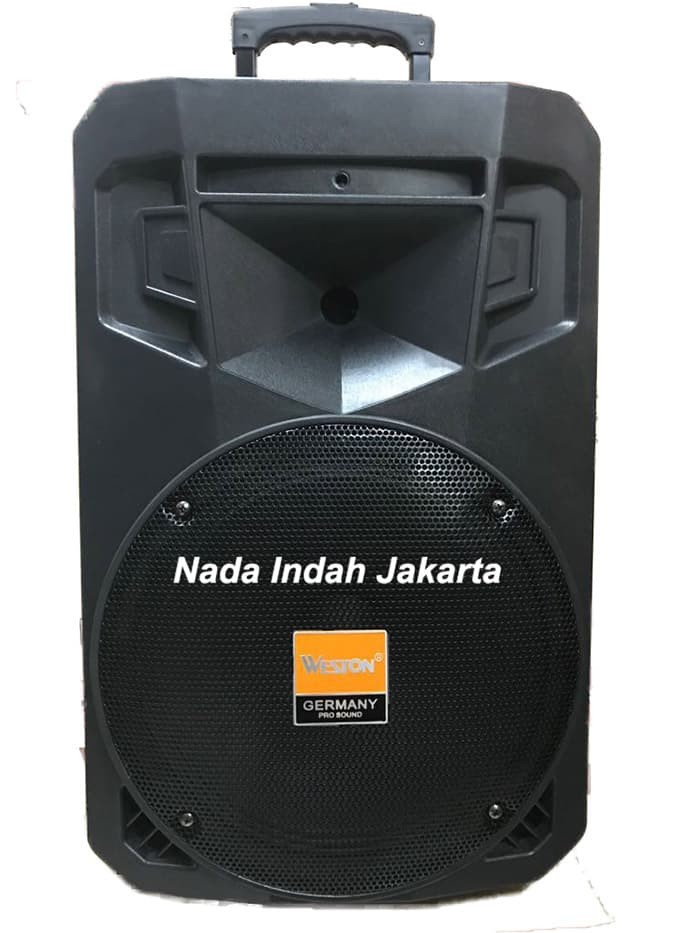 harga Speaker portable meeting wireless 12 inch weston was 1201a Tokopedia.com