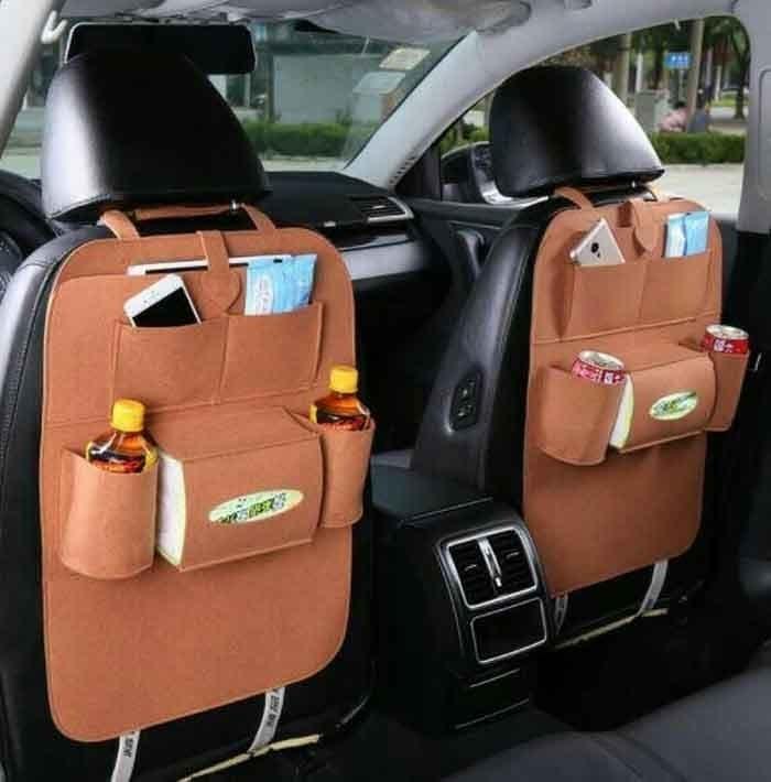 Foto Produk Car Seat Gen 4 - Rak Belakang Kursi Mobil dari Gufi store