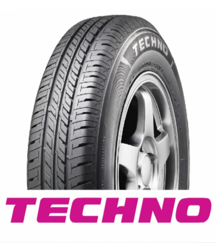 harga Ban mobil kia picanto/ atoz bridgestone new techno 155/65 r14 tecaz Tokopedia.com