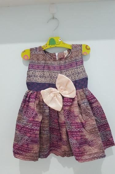 Dress Batik Sara Kids Motif A