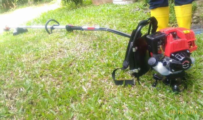 harga Mesin potong rumput gendong 4 tak matrix mtx 431 Tokopedia.com