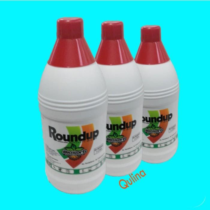 harga Pembasmi gulma dan tanaman rumput  ampuh murah roundup 486 sl Tokopedia.com