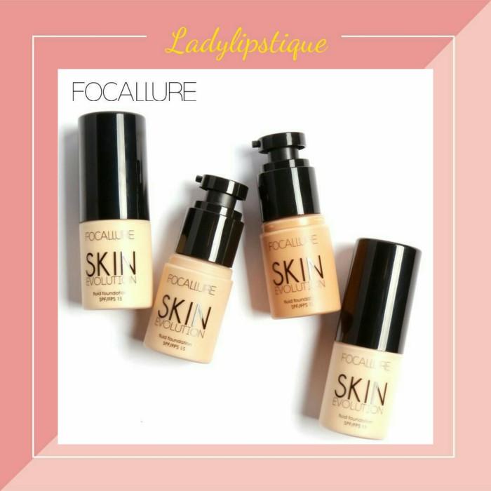 Focallure skin liquid foundation original