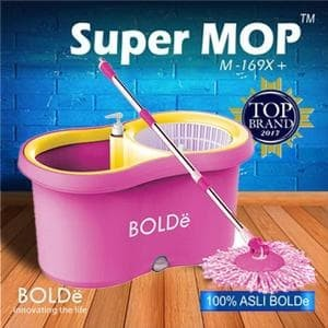 ORIGINAL BOLDE M-169X SUPER MOP SUPERMOP ALAT PEL M169X Berkualitas
