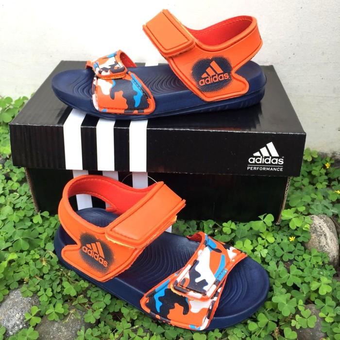 harga Sandal sepatu adidas kids akwah / adidas anak army bukan skechers Tokopedia.com