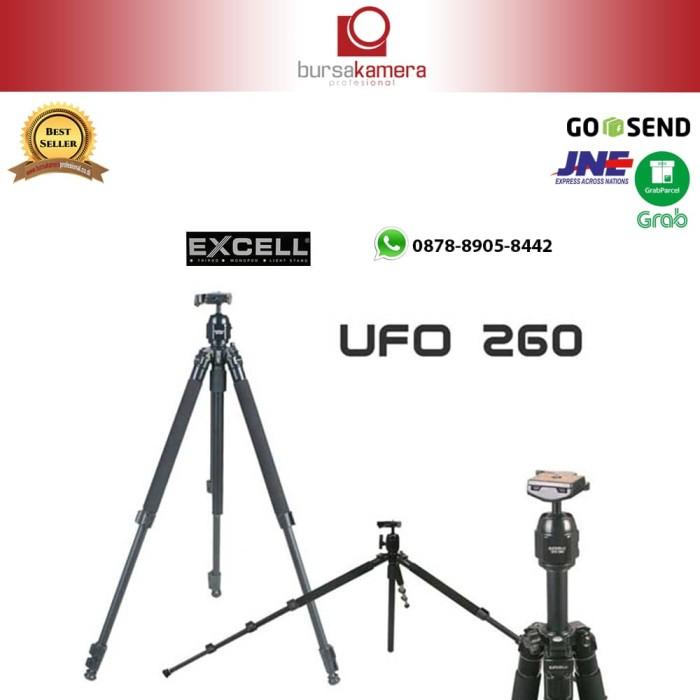 harga Excell ufo 260 tripod monopod Tokopedia.com