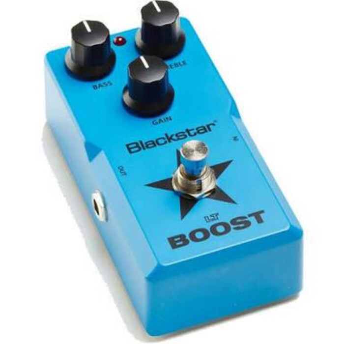 harga Blackstar lt boost - efek gitar stompbox booster Tokopedia.com
