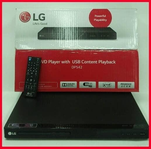 harga Dvd player lg dp542 usb garansi resmi Tokopedia.com