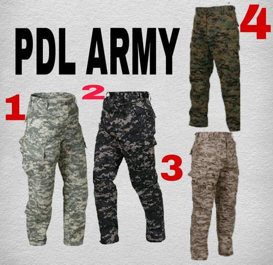 harga Celana pdl army Tokopedia.com